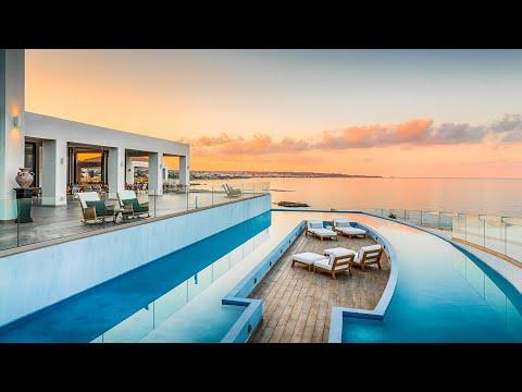 Abaton Island Resort & Spa, Crete's trendiest luxury hotel (Greece): full tour