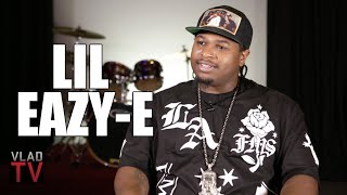 Download Lil Eazy-E Discusses Not Being Chosen to Play His Father in NWA Biopic Video