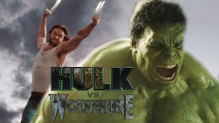 Download Hulk VS Wolverine Epic Battle Trailer (Fan Made) Video