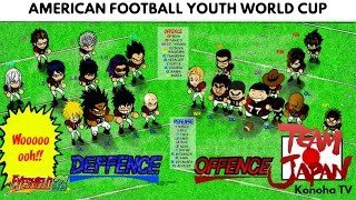 Download Team Japan - American Football Youth World Cup (Eyeshield 21) Video