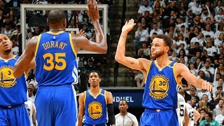 Download Curry and Durant Lead Warriors to NBA Finals | May 22, 2017 Video