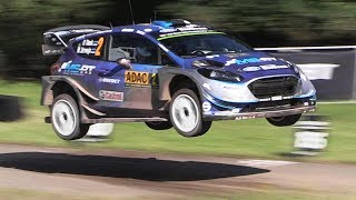 Download WRC Rallye Deutschland 2017 - Jumps, Pure Sounds & U-Turns from Saturday Video