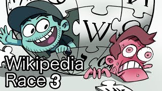 Download The Great Wikipedia Race : Chapter 3 Video