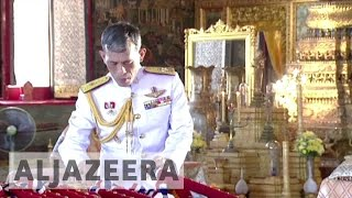 Download Crown prince Vajiralongkorn becomes Thailand's new king Video