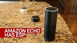 Download Your Amazon Echo smart speaker just got a little bit smarter Video
