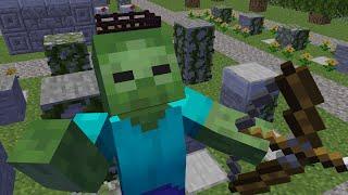 Download Zombie Life Season 1 - Minecraft Animation Video