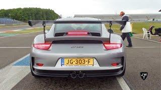 Download LOUD 2016 Porsche 991 GT3 RS w/ iPE Exhaust On Track SOUNDS! Video