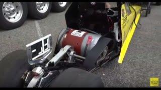 Download JEGS High Performance NHRA Electric Junior Dragster Motor Racing Tesla David Ruark Impulse 9 Warp Video