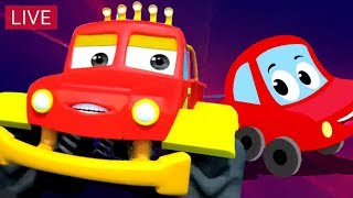 Download Little Red Car | Car Stories And Videos For Kids Video