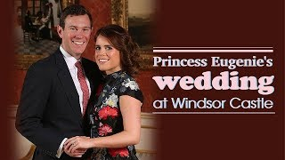 Download Live: Princess Eugenie's wedding at Windsor Castle尤金妮公主在温莎城堡举行大婚 Video