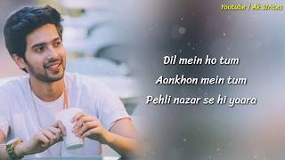Download DIL MEIN HO TUM FULL SONG LYRICS – Cheat India | Armaan Malik Video