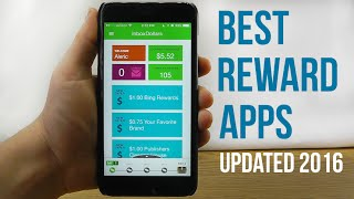 Download Best Apps to Earn Rewards on your iPhone in 2016 (Updated List & Tutorials) Video