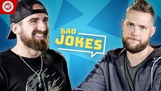 Download Dude Perfect Christmas Bad Joke Telling Video
