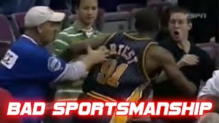 Download Most Unsportsmanlike Moments in Sports History Video