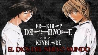 Download DEATH NOTE RAP - El Dios del Nuevo Mundo | Keyblade Video