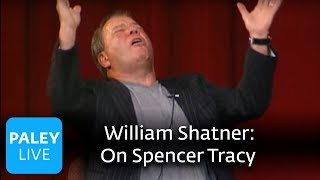 Download William Shatner - Working with Spencer Tracy (Paley Center, 2004) Video