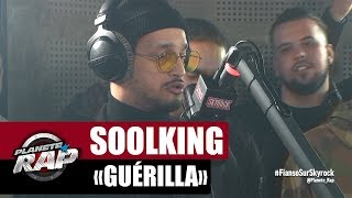 Download [EXCLU] Soolking ″Guérilla″ #PlanèteRap Video