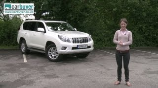Download Toyota Land Cruiser SUV (2009-2013) review - CarBuyer Video