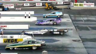 Download Drag Race - 4 Jet Cars In One Race Video