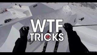 Download Epic skiing tricks Video