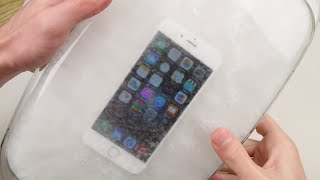 Download Dipping an iPhone 6 in Hot Ice Freeze Test! Video