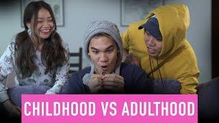 Download Childhood VS Adulthood Video