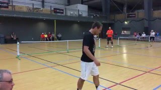 Download Around the Post Shot in Slo-Mo—Kurtis Campbell and Tyson McGuffin Gold Medal Match IIPC2016 Video