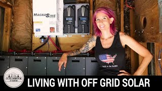 Download The Real Truth About Living Off Grid With Solar Energy Video
