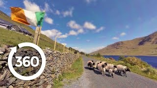 Download Tour Ireland in Immersive Virtual Reality! ☘ (360 Video) Video
