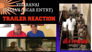 Download VISARANAI TRAILER REACTION (REQUEST) Video