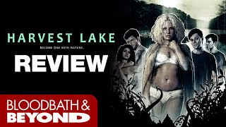 Download Harvest Lake (2016) - Horror Movie Review Video