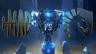Download MAD vs TL | Worlds Group Stage Day 7 | MAD Team vs Team Liquid (2018) Video