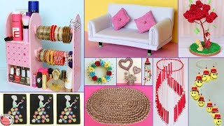 Download 10 Best Out of Waste Idea !!! DIY ROOM DECOR & Organization Idea - DIY Projects Video