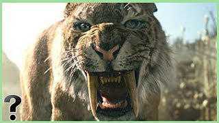 Download What If Saber-Toothed Tigers Didn't Go Extinct? Video