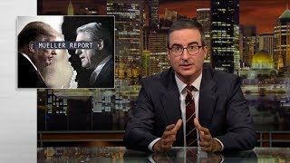 Download Mueller Report: Last Week Tonight with John Oliver (HBO) Video