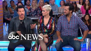 Download The new 'American Idol' judges speak out live on 'GMA' Video