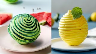 Download 4 Satisfying Desserts You'll Want to Crack Open | Tastemade Video