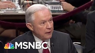 Download Lawrence: The Answer That Could Be Jeff Sessions' Downfall   The Last Word   MSNBC Video