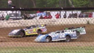 Download Super Late Model Heat One | Stateline Speedway | 5-20-17 Video