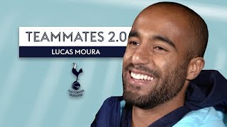 Download Who is the most VAIN player at Spurs? | Lucas Moura | Tottenham Teammates 2.0 Video