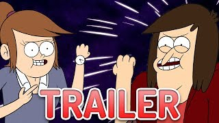 Download The Adult Regular Show - Close Enough TRAILER Impressions Video
