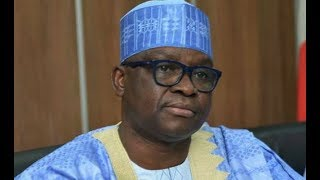 Download FAYOSE IN TEARS AS HE LEAVES EKITI FOR ABUJA Video
