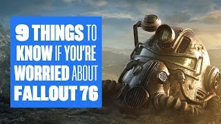 Download 9 Things You Need To Know if You're Worried About Fallout 76 - Fallout 76 Gameplay Video