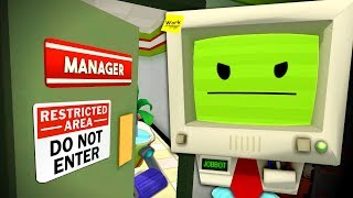 Download INSIDE JOB BOT'S OFFICE - Finding Secrets - Job Simulator VR #14 Video