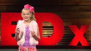 Download Learning from Jojo Siwa | Jojo Siwa | TEDxOaksChristianSchool Video