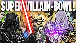 Download SUPER-VILLAIN-BOWL! - TOON SANDWICH Video