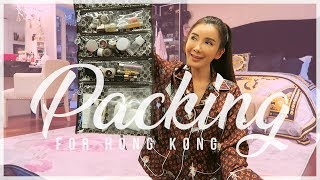 Download HOW I PACK FOR MY TRIP TO HONG KONG | JAMIE CHUA Video