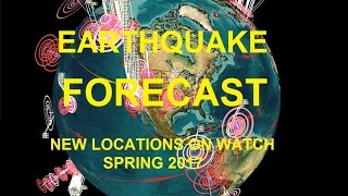 Download 3/24/2017 - Nightly Earthquake Update + Forecast - Myanmar, Japan, Europe hit as expected Video