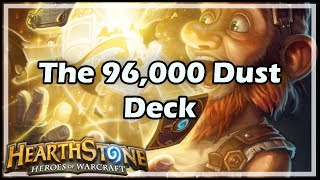 Download [Hearthstone] The 96,000 Dust Deck Video