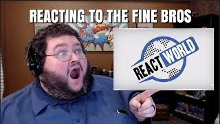 Download Reacting to React World by the Fine Bros Video